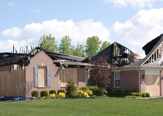 It's important to make an inventory of your total home assets in the event of a disaster like fire or theft, when it would be harder to recall all your possessions and their net worth.