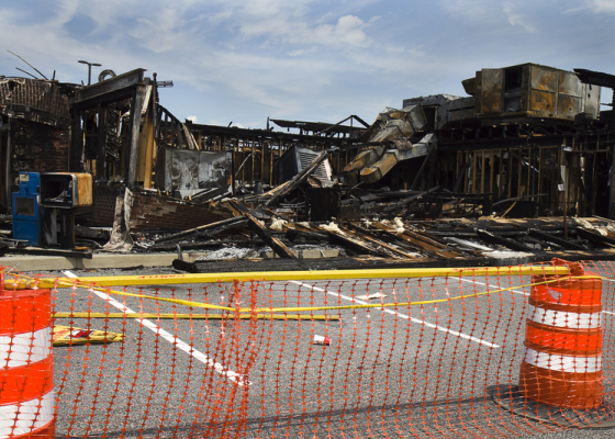 How Commercial Insurance Helps More Than Loans When Disaster Strikes