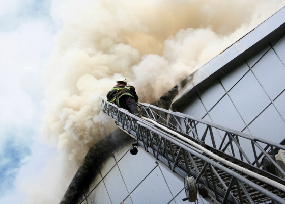 Commercial Fire Damage: Could Your Business Survive A Fire?