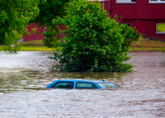 What To Do When Facing Flood Waters