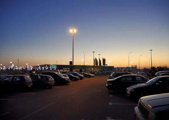 Making Your Parking Lot Safer for Customers and Employees