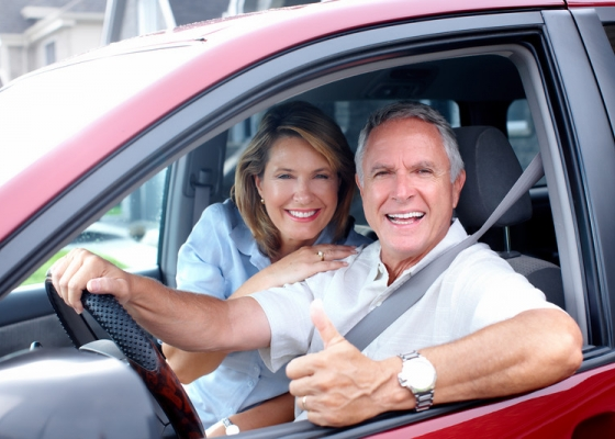 Three Reasons Why Older Drivers Benefit From Newer Vehicles