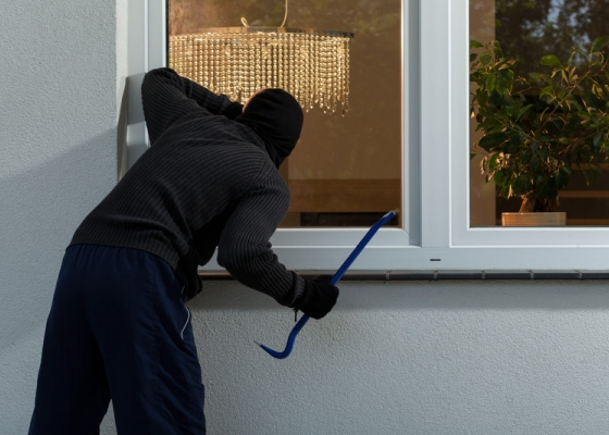 Four Ways To Keep Your Home Safe From Thieves