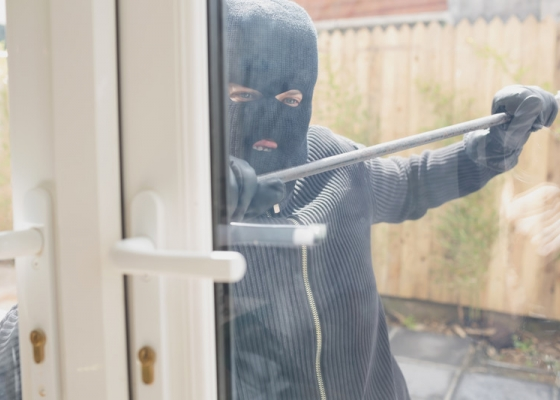 Are You Making Your Home A Target For Thieves?