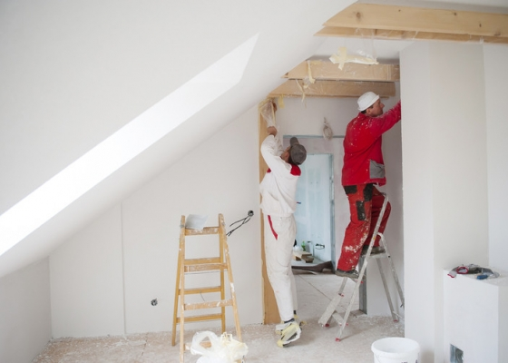 Hiring professional companies and licensed contractors is the best way to ensure home improvement projects are completed on time, correctly, and without subjecting yourself to a scam artist.