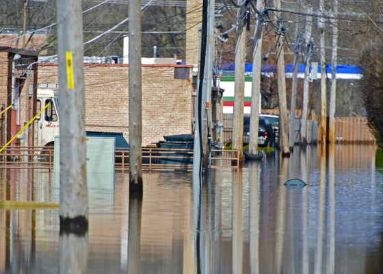 Could My Business Survive A Flood?