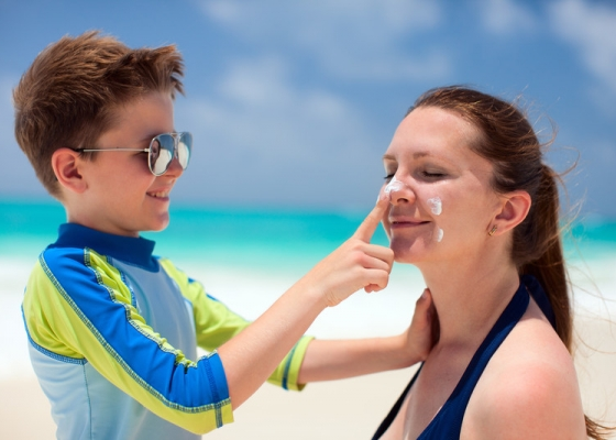 Important Sun Safety Tips For Your Family This Summer