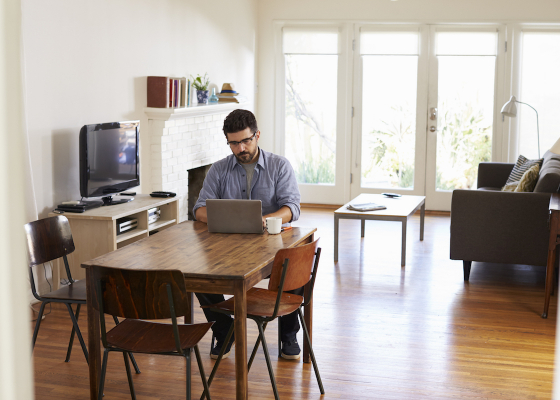 How To Protect Your Business When Working From Home