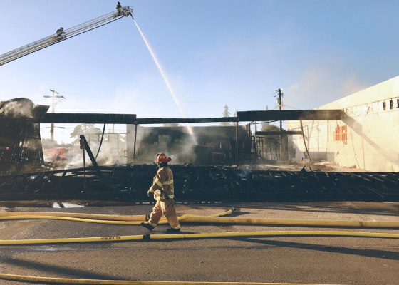 How to Reduce Fire Risks on Your Commercial Property