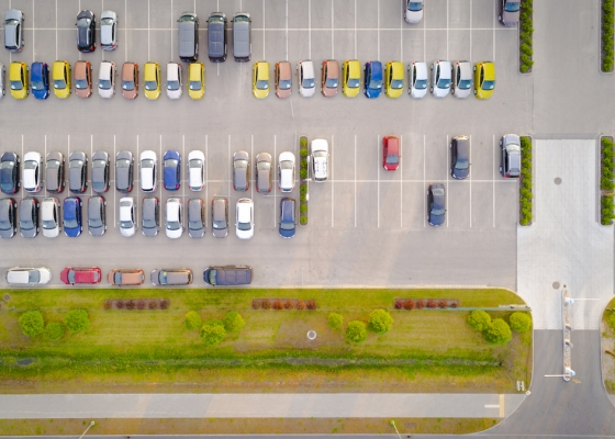 Four Steps To Improving Parking Lot Safety On Your Commercial Property