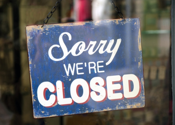 Could Your Business Survive A Temporary Closure?