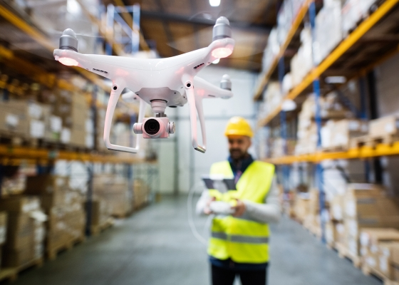 How Drone Technology Can Grow and Protect Your Business
