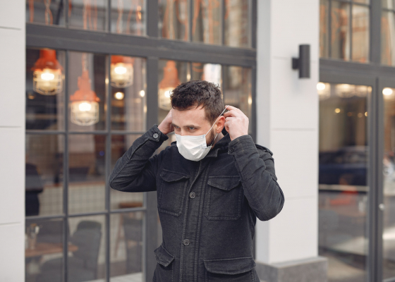 Wearing Masks Helps More Than Just Public Health
